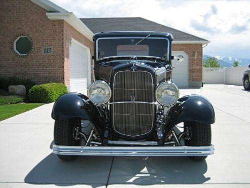 1932 Ford 5 Window Coupe American Graffiti Kit Car Graffiti Graffiti